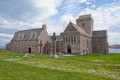 Abadía de Iona, Escocia — Foto de Stock