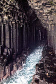 Fingal's Cave, Scotland — Stock Photo