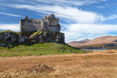 Duart Castle, Isle of Mull — Stock Photo