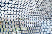 Mirror Textile — Foto de Stock
