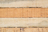 Wood bar cut in the furniture industry — Stock Photo