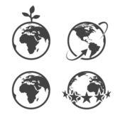 Planet — Cтоковый вектор