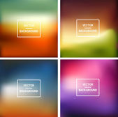Blurred Background — Stock Vector