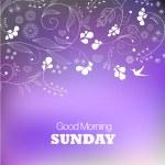 Постер, плакат: Sunday