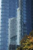 Skyscraper Reflections — Stock Photo