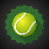 Sport Ball Tennis — Stock Vector