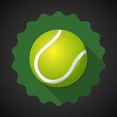 Sport Ball Tennis — Cтоковый вектор