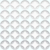 Paper Hole background — Stock Vector