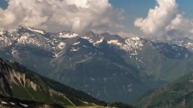 Pic Du Midi, Timelapse, France — Stock Video