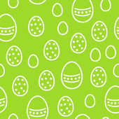 Vector repeated easter pattern — Vecteur