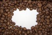 Coffee Bean Frame — Stock Photo