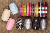 Thread and handicrafts — Stock Photo