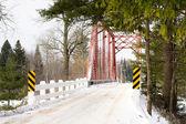 Road to the Bridge — Stock Photo