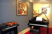 Music room — Stock Photo