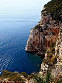 Capo Caccia rocks — Stock Photo