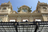 Monte Carlo,Monaco,Casino building — Stock Photo