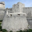 Dubrovnik City Walls — Stock Photo