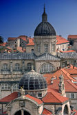 Dubrovnik Red Roofs — Stock Photo
