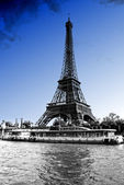 Eiffel Tower Paris — Stock Photo