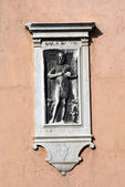 Architectural detail in Venice — Stock Photo
