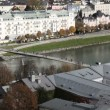 Stock Video: Salzburg cityscape