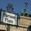 Stock Video: Pariser Platz, Berlin