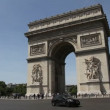 Arc de Triomphe, Paris — Stock Video #39784473