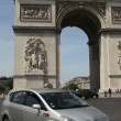 Stock Video: Arc de Triomphe, Paris