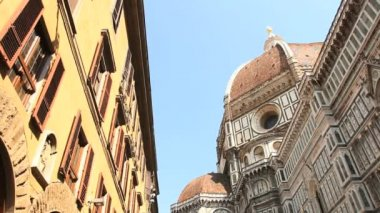 Duomo of Florence — Stock Video