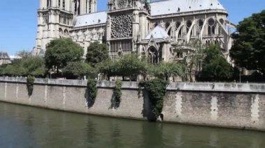 Notre Dame, Paris — Stock Video