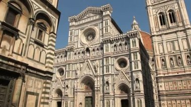 Duomo of Florence — Stockvideo