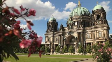 Berlin Cathedral — Stock Video