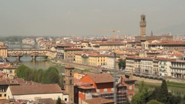 Florence cityscape — Stock Video