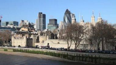 Londra — Stok video
