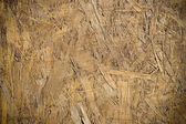 OSB Chipboard textured background — Stock Photo