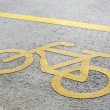Bike lane — Stock Photo #39106939