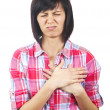 Heart attack — Stock Photo #40434167