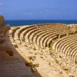 Stock Photo: Ruins of Sabratha, Liby- Amphitheatre