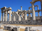Temple of Poseidon - Cape Sounion, Greece — Stock Photo