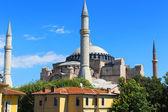 Hagia Sophia Church - Istanbul — Stock Photo