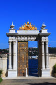 Gate to the Bosphorus, Dolmabahçe Palace - Istanbul — Stock Photo
