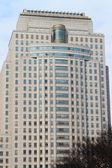 Skyscraper in New York City — Stock Photo