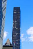 Skyscraper in New York City — Stockfoto
