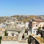 Sassi di Matera - Italy — Stock Photo #40035549
