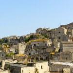 Sassi di Matera - Italy — Stock Photo #40035583