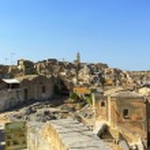 Sassi di Matera - Italy — Stock Photo #40035597