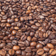 Brown roasted coffee beans — Stock Photo #40846997