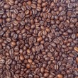 Brown roasted coffee beans — Stock Photo #40847197
