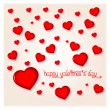 Happy valentine's Day — Stock Vector #40256453