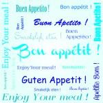 Bon appetit.eps — Vecteur #40256859